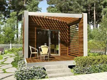 Tiny 15+ Smart Home, clever und individuell einsetzbar incl. Grundstück