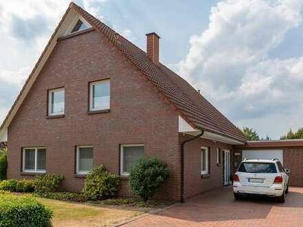 Sehr gepflegtes Einfamilienhaus mit Ausbaureserve in TOP-Lage von Edewecht!