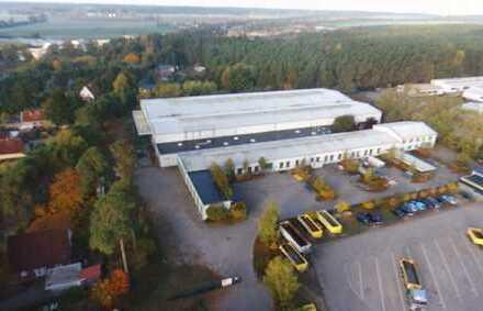 Lager- /Produktionshallen mit 726 m² bis 3.154 m², provisionsfrei