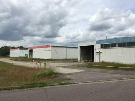 Produktionshalle, Gewerberäume, Lagerflächen, Büroräume zur Verpachtung (alt. Kauf PV-Anlage)
