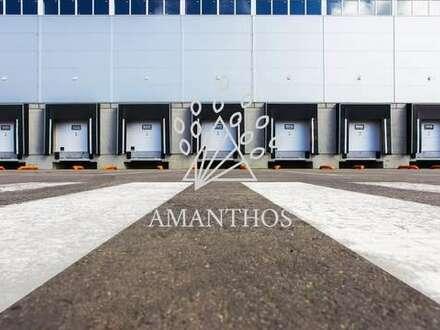 Neubau Logistik-/ Produktions-/ Lagerhalle bei Heilbronn
