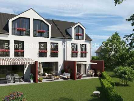 Neubau von 3 Stadthäusern in Alfter-Witterschlick in ruhiger, gewachsener Bestlage