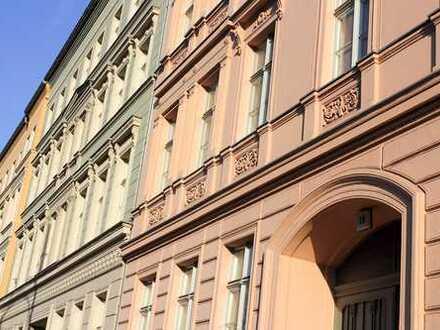 Tolle Denkmal-Wohnung in attraktiver Lage