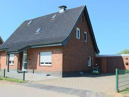 Einfamilienhaus mit Wintergarten und Doppelgarage in ländlicher Lage von Hamminkeln-Mehrhoog