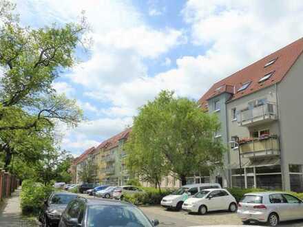 RESERVIERT! Vermietete 2-Zimmer-Eigentumswohnung mit Balkon in zentraler Innenstadtlage