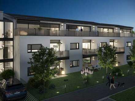 exkl.3-ZKB Eck-Wohnung mit großem umlaufenden Garten und Terrasse, Lift, ruhig aber zentral,Nähe BHF