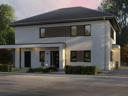 OKAL Haus - Klare Linien, modernes Ambiente, Raum und Platz für alle! Ein Domizil mit Flair, das die