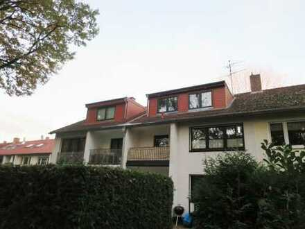 Pärchen aufgepasst! Luxuriöse Maisonette-Wohnung direkt am Bieselwald