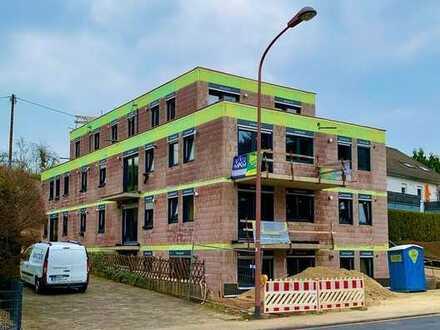Erstbezug - direkt an der Lux-Grenze: 3 ZKB-Wohnung mit Terrasse, Neubau