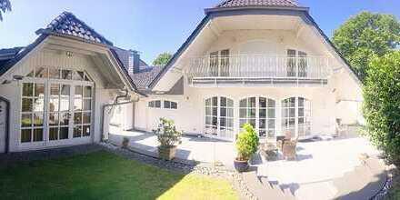 Villa auf 775m² Grundstück inkl. 2 Stck Garage in bester Lage von Haltern am See