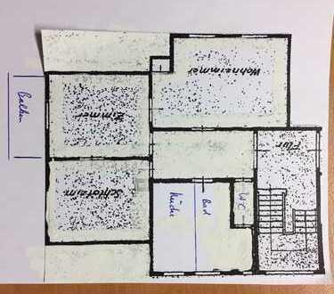 BC, schöne 3-Zimmer-Dachgeschoßwohnung, zentrumsnah