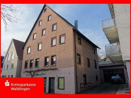 Wohnen in der Ortsmitte von Waiblingen-Beinstein