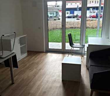 Schickes Apartment für Studenten - Möbliert und mit Terrasse