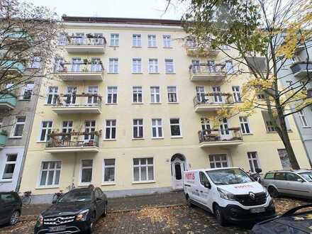 Großzügige Eigentumswohnung im Prenzlauer Berg