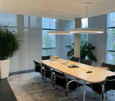Helle moderne Büroflächen am ZMK in der Südweststadt