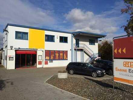 Attraktive Bürofläche - 200qm - komplett oder Co-Working - teilmöbliert in Mainz - Bodenheim