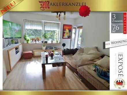 +++ NEU +++ Schöne 76 m² im 1. OG mit Balkon (Wohnung am Dattelner Hafen)
