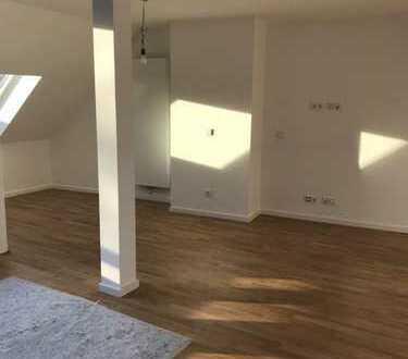 Lichtdurchflutete 4,5 Zimmer Wohnung mit Tageslichtbad und großer Dachterrasse