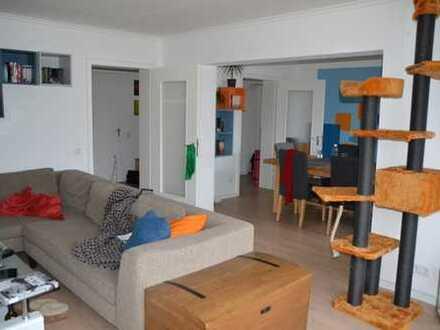 Schöne 3-Zimmer-Wohnung, Nähe Hangeweiher mit EBK und großem Wohn-/Esszimmer