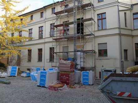 Erstbezug: exklusive 2-Zimmer-Hochparterre-Wohnung mit Balkon in Potsdam