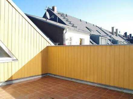 Terrasse & 4 Zimmer - was will man(n) mehr?