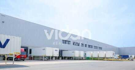 WGK II | LOGISTIK | 9.000 bis 20.000 m² | 10 m UKB | RAMPE | VIDAN REAL ESTATE