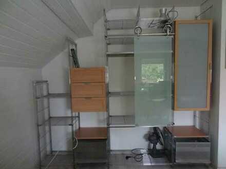 Vollmöbliertes 16qm Zimmer in netter 4er-WG sofort bezugsbereit zur Untermiete vom 01.09. - 31.11.
