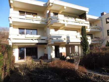 Gepflegte 1-Zimmer-Wohnung mit großem Balkon in Coburg
