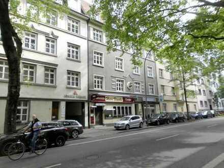 DO-Kreuzviertel, Nähe Vinckeplatz, Wittekindstr. 4, I. OG mit Balkon