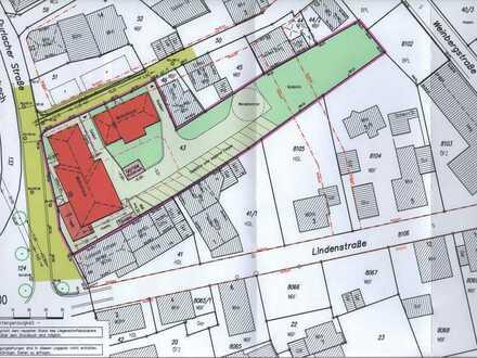 Schicke Neubau Maisonette-Wohnungen nebst Praxisflächen in idyllischer Innerortslage