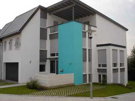 Modernes, exklusives Stadthaus mit hochwertiger Ausstattung und integrierter Doppelgarage!