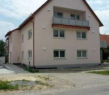 Erstbezug: ansprechende 4-Zimmer-Wohnung mit Balkon in Waldstetten