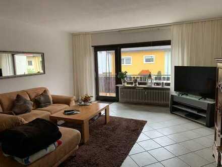 Gepflegte 3-Zimmer Wohnung mit Balkon in Hockenheim. Frei ab 01.06.2020