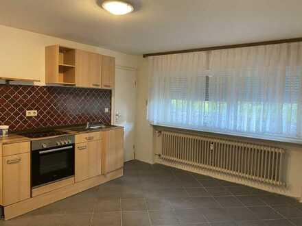 Stilvolle 1-Zimmer-Wohnung mit Einbauküche zentral in Oberrot