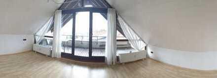 Neuwertige 4-Raum-DG-Wohnung mit Balkon und Einbauküche in Hagen-Boelerheide