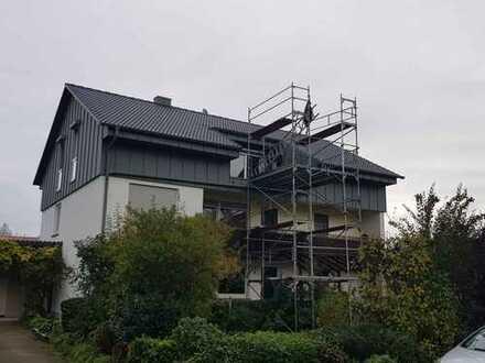 Erstbezug: attraktive 3,5-Zimmer-Dachgeschosswohnung mit EBK und Dachterrasse in Brackenheim-Hausen