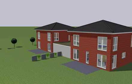 Stadtvilla mit fünf Zimmern in ruhiger, stadtnaher Lage in Jever zu vermieten