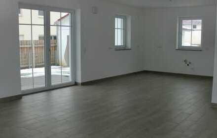 Attraktive 3-Zimmer-EG-Wohnung mit Terrasse und Garten