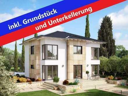 Viel Platz Fernblick direkt in Niedenstein! Inkl. Grundstück und Keller