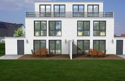 2,5 geschossiges Bauhaus DPH mit 160m² + Garage in guter Lage (schlüsselfertig) - Nachbar gesucht!