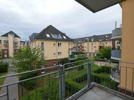 Ruhig gelegene 3-Zimmer-Wohnung in Rheinnähe im schönen Düsseldorf-Benrath!