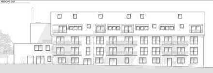 Ausblick gratis! Individuell geplante Wohnung mit Terrasse