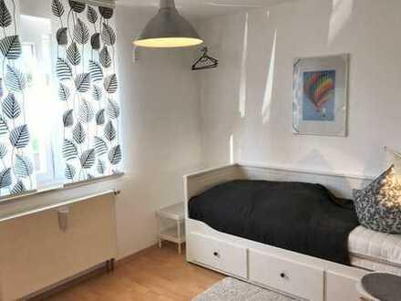 flexibel ab 1 Monat: Co-Living WG-Zimmer mit TV, Internet sowie Küchenmitbenützung und Teilung Bad/W