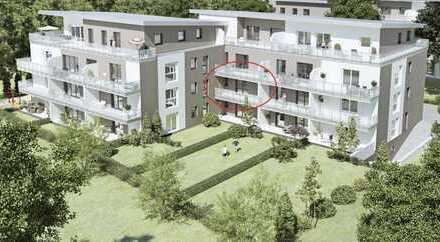 Erstbezug mit Balkon: stilvolle 3-Zimmer-Wohnung in Burscheid