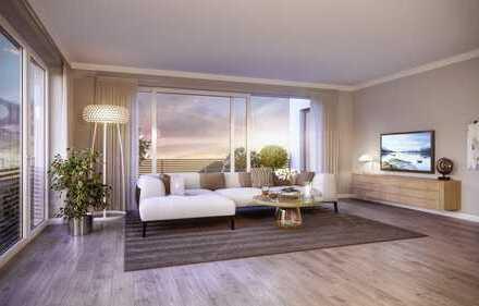 Charmante 2-Zimmer-Wohnung mit sonnigem Balkon
