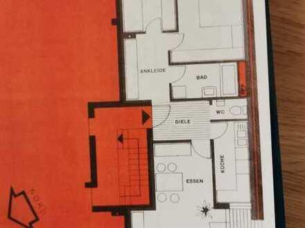 Gepflegte 3-Zimmer-Wohnung mit Balkon und Einbauküche in Pforzheim