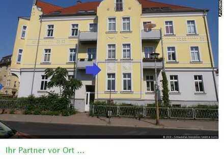 Helle 3-Zimmer- Wohnung im Stadtzentrum
