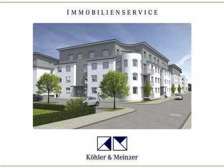 Eggenstein LUISENGARTEN * Neubau Erstbezug * Charmante 3-ZKB Mietwohnung im EG mit Balkon * Aufzug