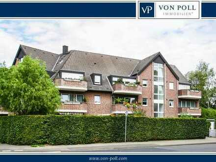 Grosszügige 3-Zimmerwohnung in Toplage von Korschenbroich