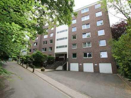 Helle 3-Zimmer-Wohnung mit Südbalkon, Aufzug und Garage im beliebten Ortsteil Burtscheid